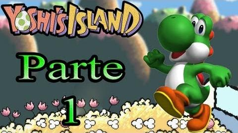 Let's Play Yoshi's Island - Parte 1