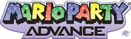 Logo bêta Mario Party Advance