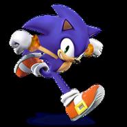 SSB4 Sprite Sonic 7