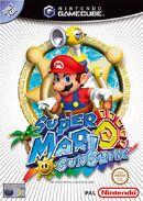 Super Mario Sunshine Box