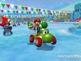 Sherbet Land (Mario Kart: Double Dash!!)