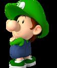 MSS Artwork Baby Luigi