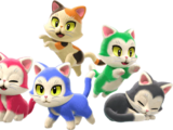 Cats (Bowser's Fury)