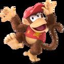 SSBU Artwork Diddy Kong