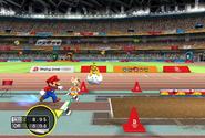 Athletics longjump