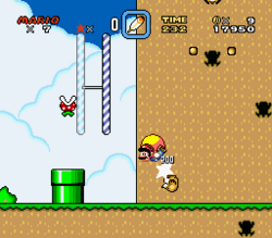 SMW Screenshot Cookie Berg.png