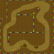 Île Choco 1 - SMK (parcours)