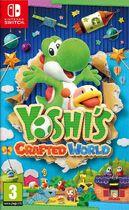 Yoshi's Crafted World boîte europe