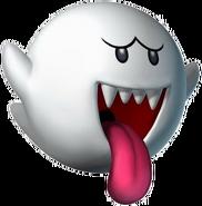 Boo Artwork - Mario Party 7