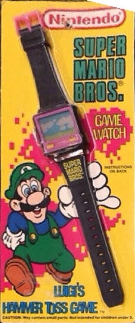 Luigi's Hammer Toss Game