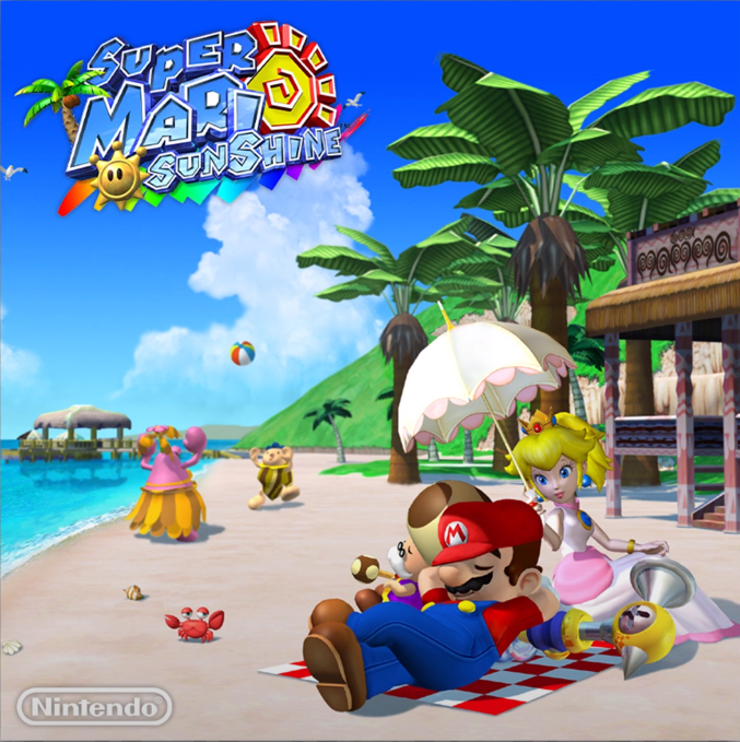 Super Mario Sunshine Original Soundtrack