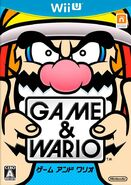 Game and wario JAP