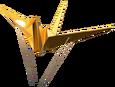 MKT Sprite Gold-Kranich
