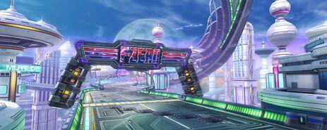 Mario Kart 8 Mute City