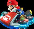 MK8 Artwork Mario 2