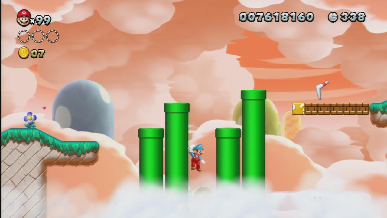 Bouncy Cloud Boomerangs