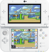 SMM3DS - Preview on 3DS 1