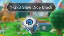 1-2-3 Slow Dice Block