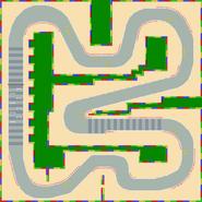 Circuit Mario 3 - MKSC (parcours)