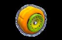 MK8 Sprite Schwamm-Reifen
