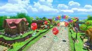Animal Crossing - MK8 (été)