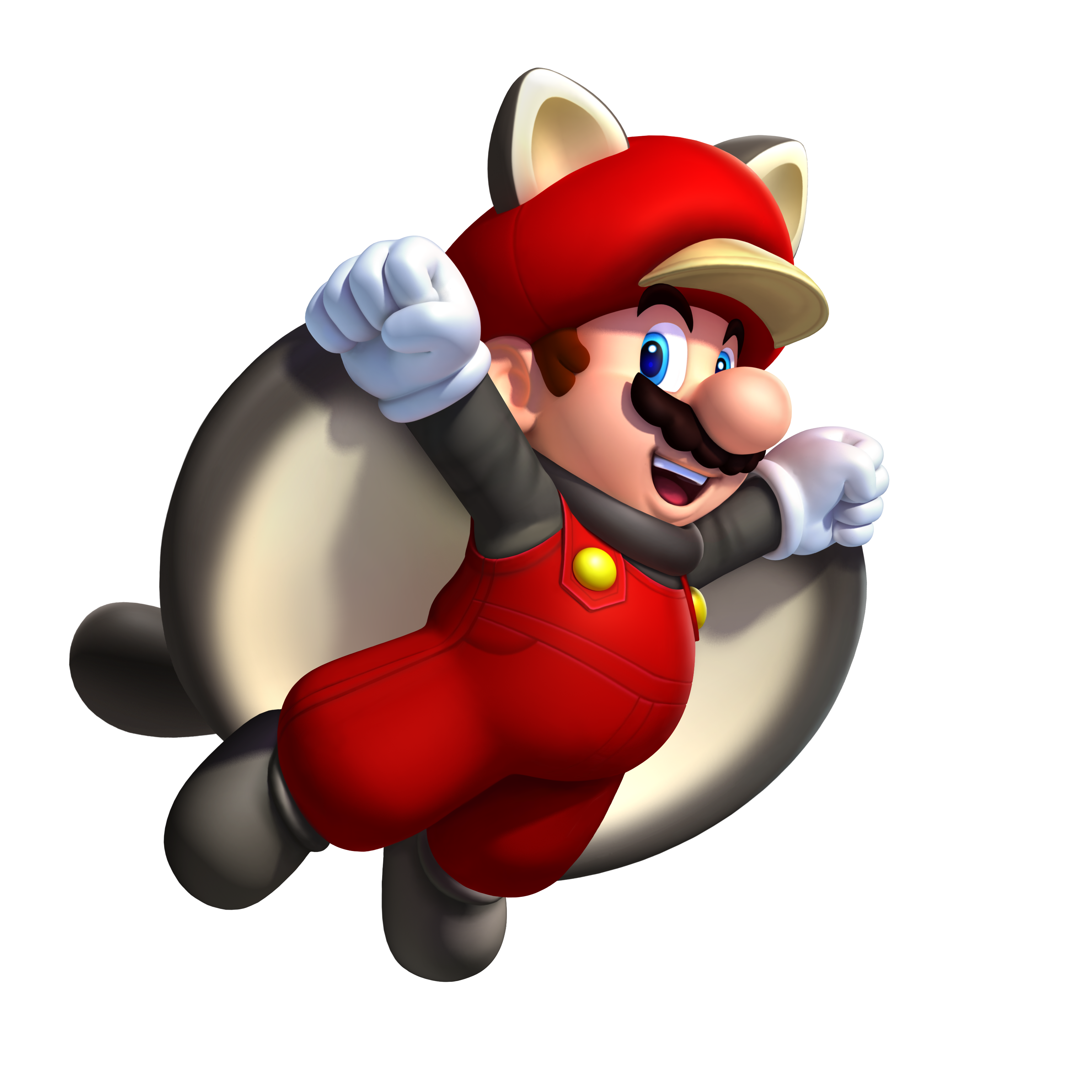 Flying Squirrel Mario