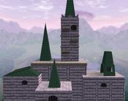 Hyrule Castle SSB