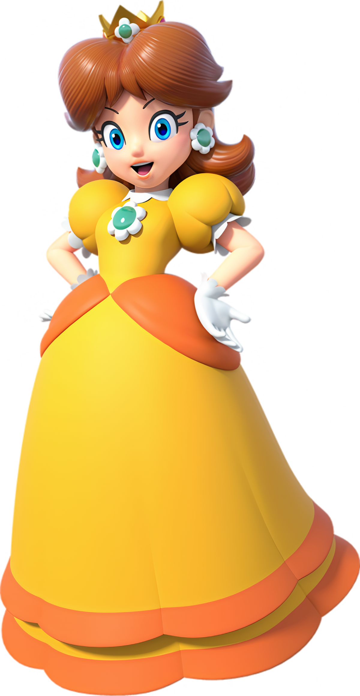 Nackt princess daisy Gallery:Princess Daisy