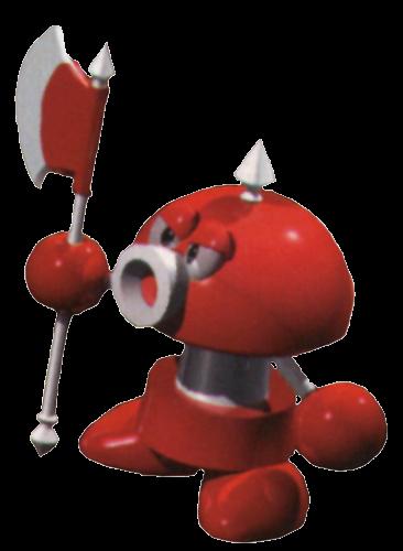 Axem Rouge
