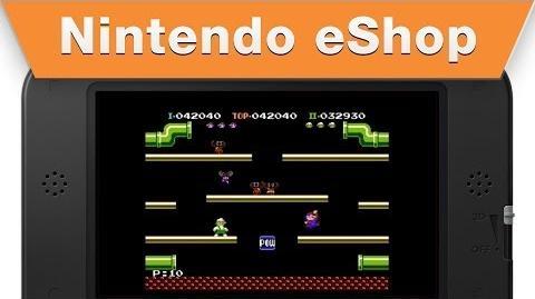 Nintendo eShop - Mario Bros