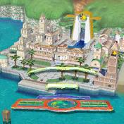 SSBB Sprite Piazza Delfino