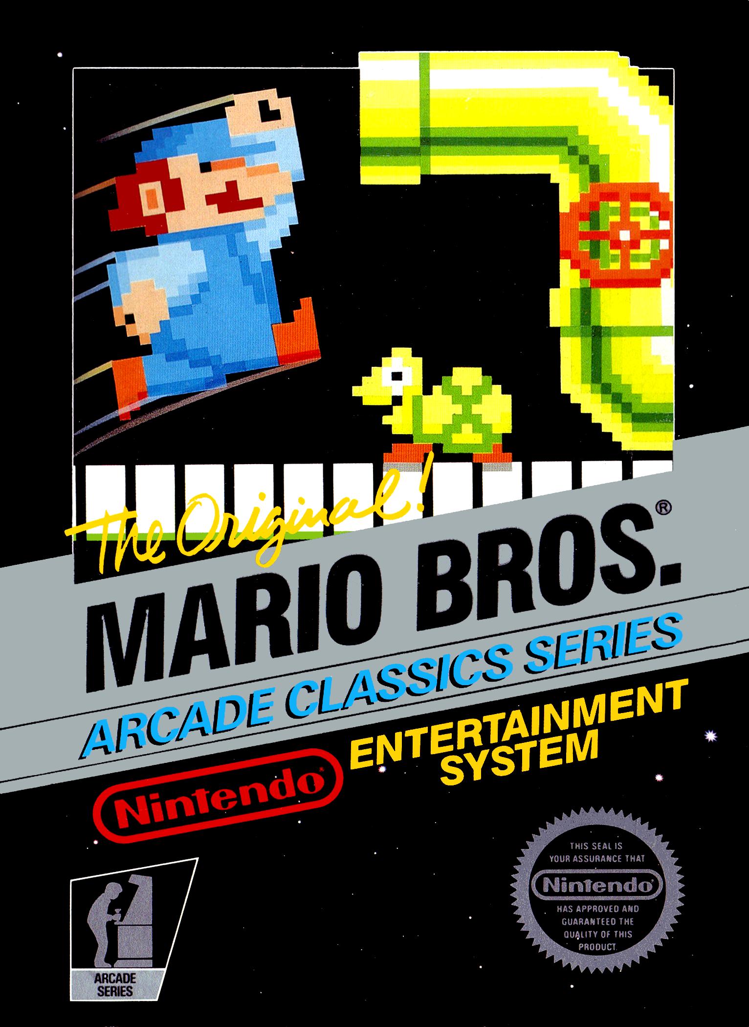 Mario Bros. (Arcade)
