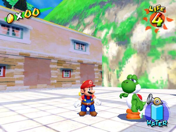 Sper Mario Sunshine Yoshi.jpg