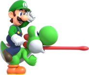 1430px-New Super Mario Bros. U Deluxe Luigi with Yoshi