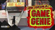 Kody na konsolach? Jak działał Game Genie - arhn