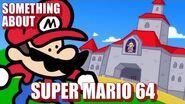 Something About Super Mario 64 ANIMATED SPEEDRUN (Loud Sound Warning) ⭐️ Stars 01 49 Legit Non-TAS