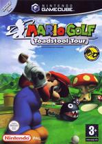 Toadstool Tour Jaquette