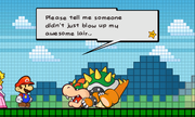 180px-SPM Mario and Bowser Meet.png