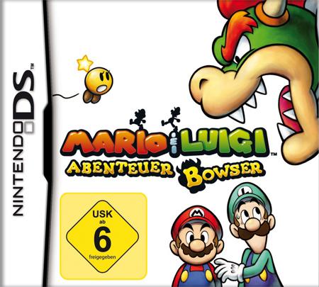 Mario & Luigi: Abenteuer Bowser