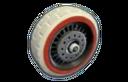 MK8 Sprite Rallye-Reifen (Weiß)