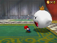 Mario 64 DS Rey Boo