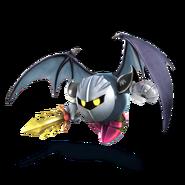 SSB4 Sprite Meta-Knight 7