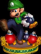 MP5 Artwork Luigi
