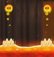 NSMBW Screenshot Lava Blub
