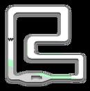 SNES Route Arc-en-ciel - MK8D (parcours)