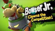 SSB4 Screenshot Charakter-Einführung Bowser Jr