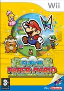 Super Paper Mario boite eu