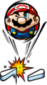 Ball Mario Flippers