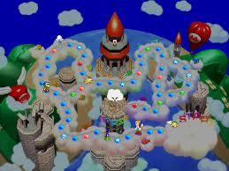 Mario's Rainbow Castle