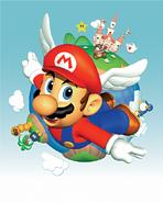 Mario Ailé SM64